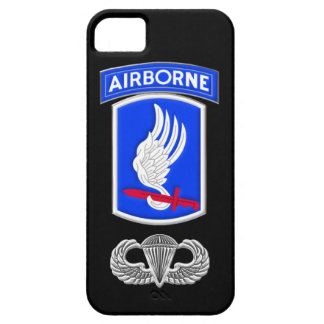 173rd Airborne Division iPhone 5 Cover