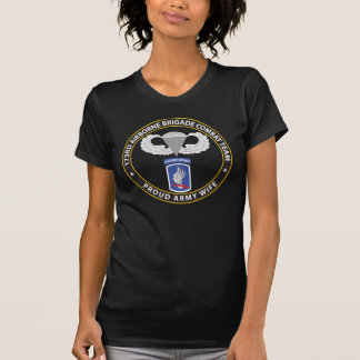 173rd Airborne Wife T-Shirt