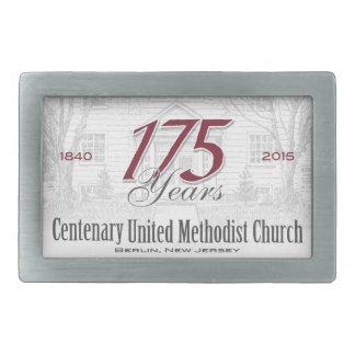 175th Anniversary Belt Buckle