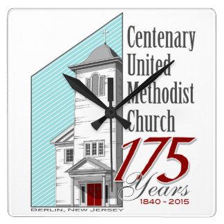 175th Anniversary Wall Clock