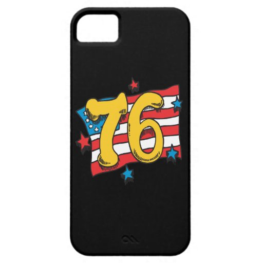 1776 iPhone 5 COVERS