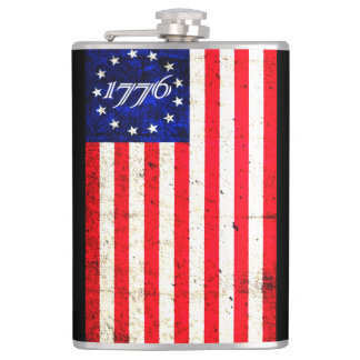 1776 Drink of Freedom Flasks