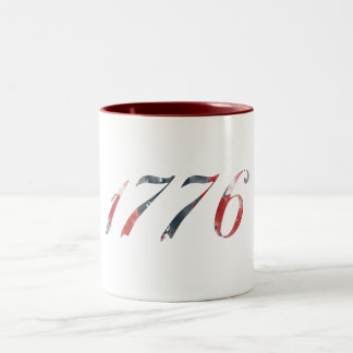 1776 Patriotic Mug