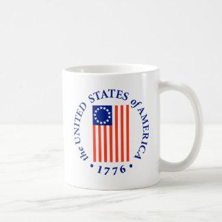 1776 the United States of America Coffee Mug