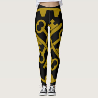 177th Military Police Brigade USA Leggings