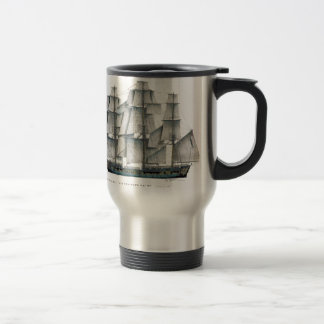 1796 HMS Surprise aged Travel Mug