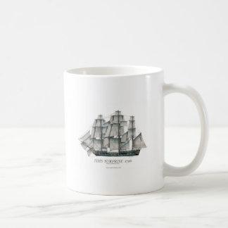 1796 HMS Surprise art Coffee Mug