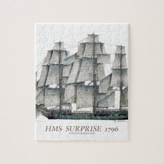1796 HMS Surprise art Jigsaw Puzzle
