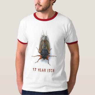 17 Year Itch Cicada T-Shirt