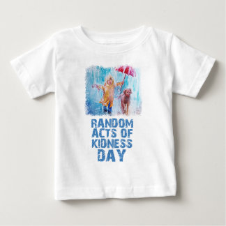 17th February - Random Acts Of Kindness Day Baby T-Shirt