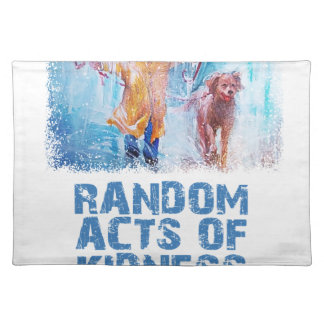 17th February - Random Acts Of Kindness Day Placemat