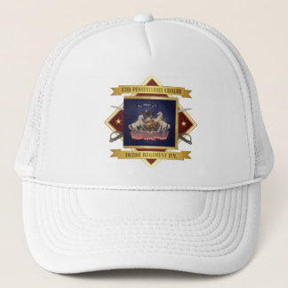 17th Pennsylvania Cavalry Trucker Hat