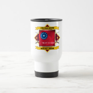17th Texas Infantry (v5) Travel Mug