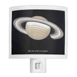 1800s Saturn Night Light