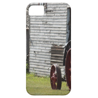 1800's Steam Tractor Case For The iPhone 5