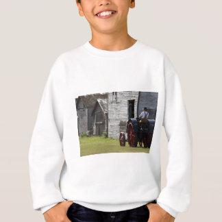 1800's Steam Tractor Sweatshirt