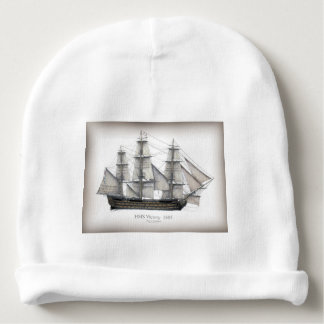 1805 Victory ship Baby Beanie