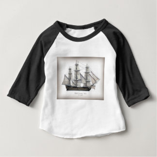 1805 Victory ship Baby T-Shirt