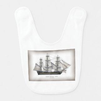 1805 Victory ship Bib