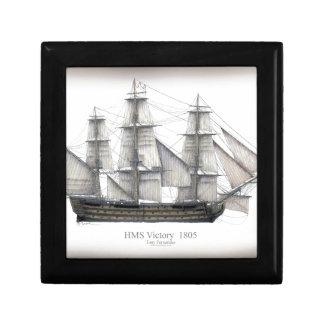 1805 Victory ship Gift Box