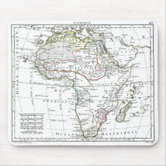 1806 Map - L'Afrique Mouse Pad