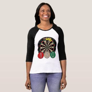180 Dart Design T-Shirt