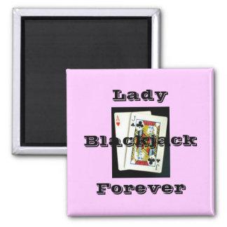 180px-Blackjack, Lady , Forever, Blackjack Magnet