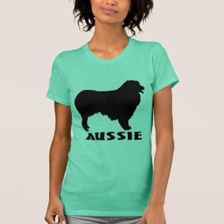 1815042007 Aussie (Animales) T-Shirt