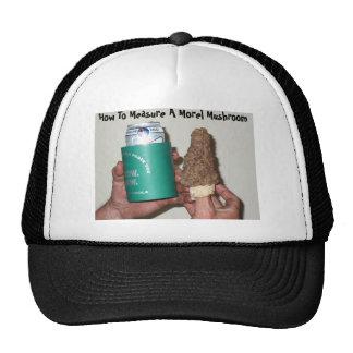 18162127, How To Measure A Morel Mushroom Trucker Hat