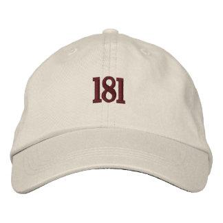 181 Washington Heights baseball cap