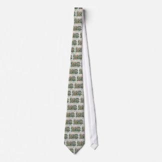 1829 Pennsylvania Map Tie