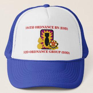 184TH ORDNANCE BATTALION (EOD) HAT