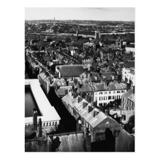 1859:  The city of Boston, Massachusetts Postcard