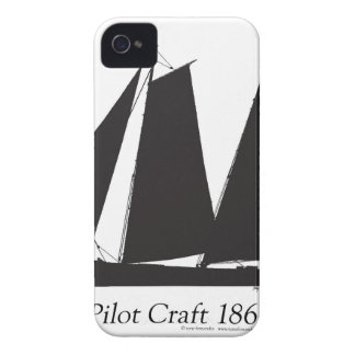1864 Pilot Craft - tony fernandes iPhone 4 Cases