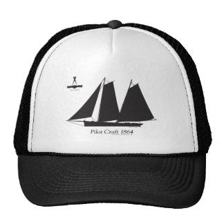 1864 Pilot Craft - tony fernandes Trucker Hat