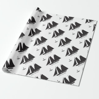 1864 Pilot Craft - tony fernandes Wrapping Paper
