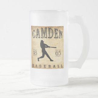 1865 Camden New Jersey Baseball Coffee Mugs
