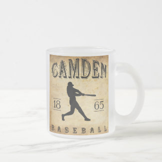 1865 Camden New Jersey Baseball Coffee Mug