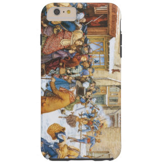 1870 Le siège de Paris Tough iPhone 6 Plus Case