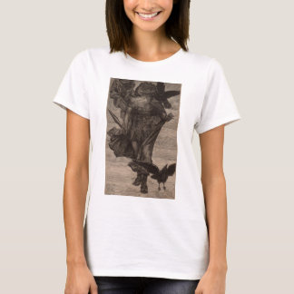 1871 Odin, Dieu de guerre du nord T-shirt