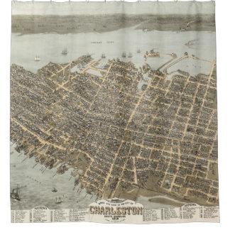 1872 Charleston Map