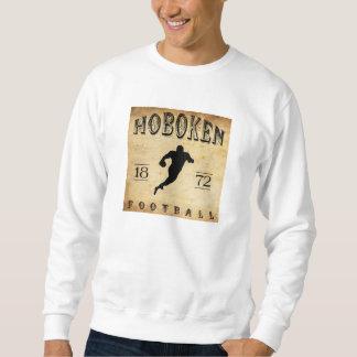 1872 Hoboken New Jersey Football Sweatshirt