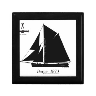 1873 Barge - tony fernandes Gift Box