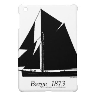 1873 Barge - tony fernandes iPad Mini Case