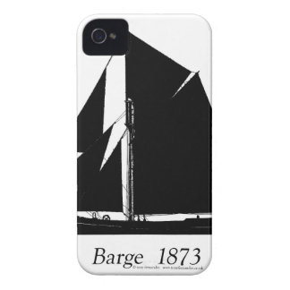 1873 Barge - tony fernandes iPhone 4 Cover