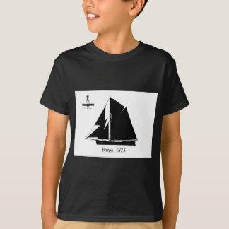 1873 Barge - tony fernandes T-Shirt