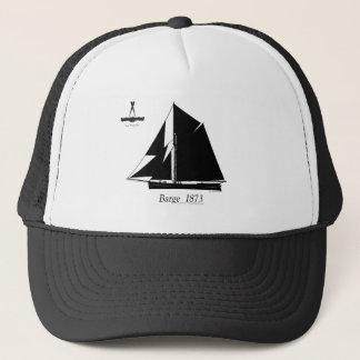 1873 Barge - tony fernandes Trucker Hat