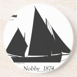 1874 Nobby - tony fernandes Coaster