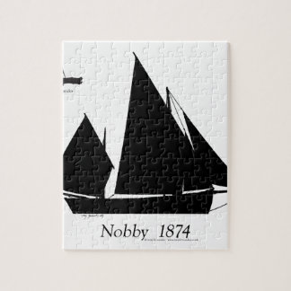 1874 Nobby - tony fernandes Jigsaw Puzzle