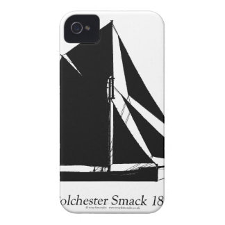 1878 Colchester Smack - tony fernandes iPhone 4 Case-Mate Cases